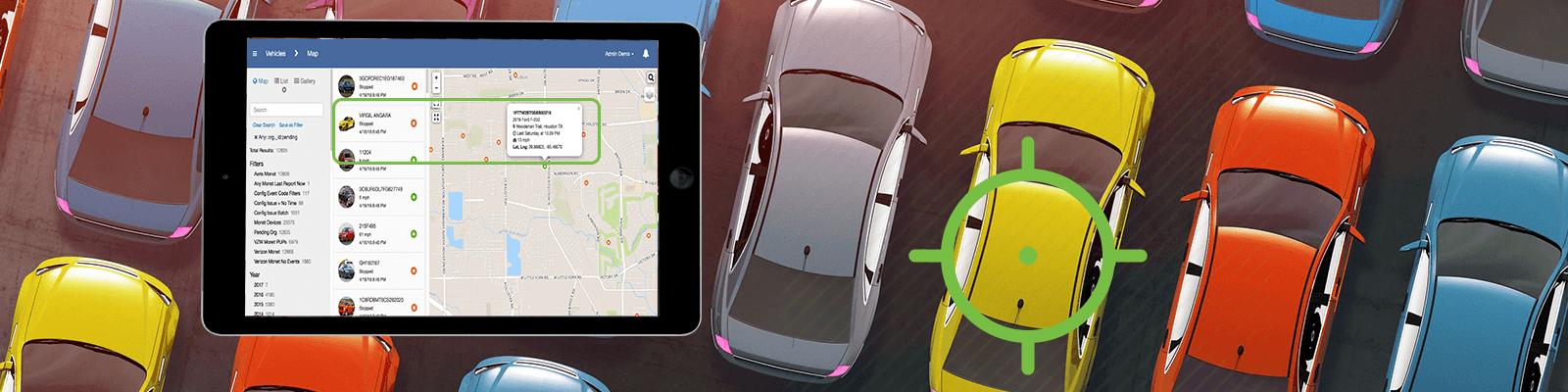 GPS Dealer Lot Management Feature - CDS