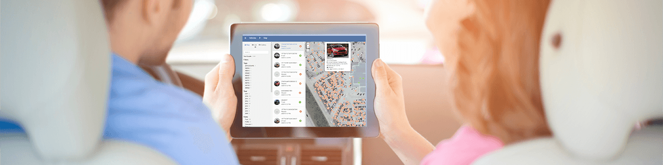 Manage All Your Inventory on Your Lots Using Any Device - Connected Dealer Services